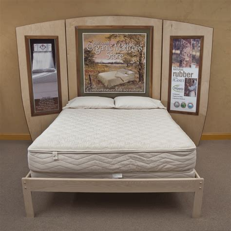 organic bed frames wood beds wood bed frames the organic mattress store 174 inc