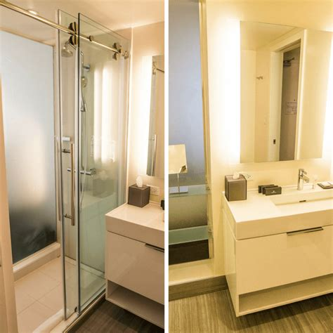 bathrooms nyc review of innside new york nomad hotel top nyc accommodation