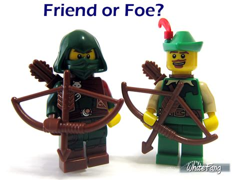 Matchmakers Friend Or Foe by Review 71013 Lego Collectable Minifigures Series 16