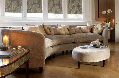 curved sofa sofas  laura ashley  pinterest