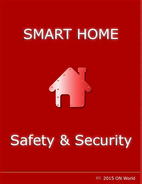 200 million smart home safety and security devices by 2020