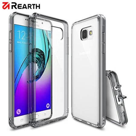 Samsung A3 Ringke Fusion Clear Soft Casing Bumper Cover Keren rearth ringke fusion samsung galaxy a3 2016 smoke black mobilezap australia