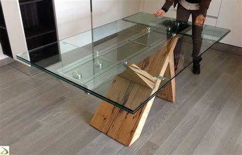 lada da tavolo in vetro lade da tavolo in vetro tavoli da cucina in vetro foto 2