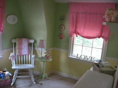pink and green baby room pink yellow and green fairy garden baby nursery theme