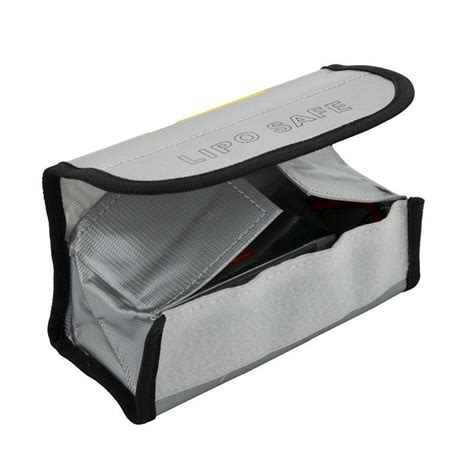 Fireproof Letterbox Bag Rc Lipo Battery Fireproof Explosionproof Storage Bag Safety Guard Charging Sack Ebay