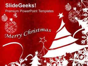 merry powerpoint template merry abstract background powerpoint templates