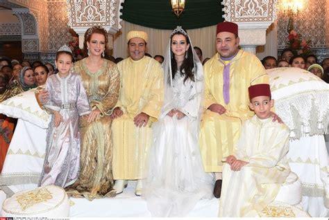 marokkanische le from left princess lalla khadija princess lalla salma