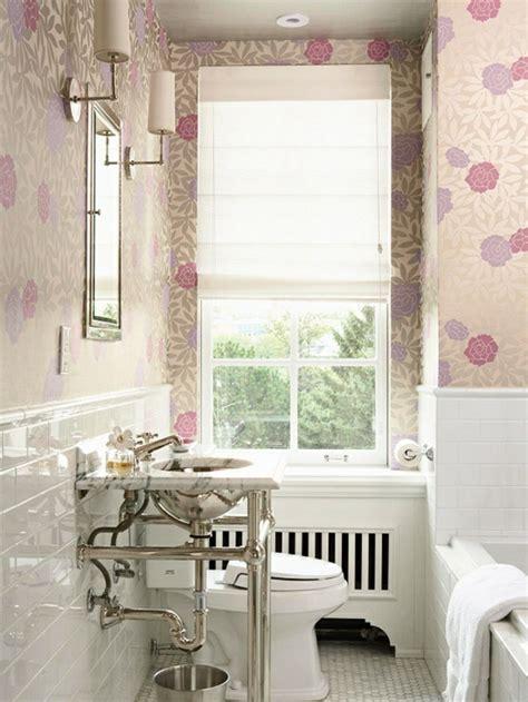 wie ihr badezimmer gestaltet feuchtraumtapete f 252 r ihr badezimmer archzine net