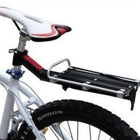 Bicycle Cargo Rack by Aliexpress Buy High Quality Aluminum Alloy Bike Rear Seat Racks Mountain Bicycle Cargo
