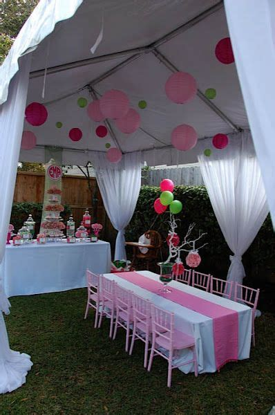 ideas y tendencias para un bautizo 250 nico y original carpa decoracion decoracion exterior cumplea 241 os y decoracion