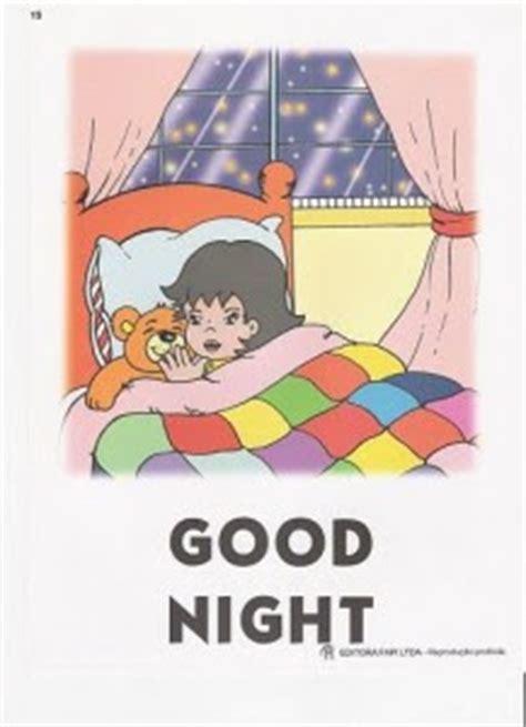 imagenes en ingles good night mundo infantilandia saludos en ingles