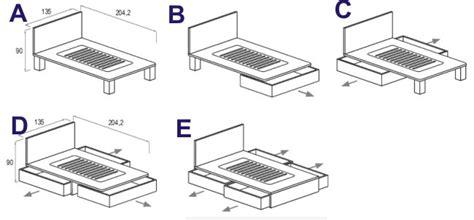 misure letto una piazza e mezza xbed alfa letto da una piazza e mezzo con cassettoni