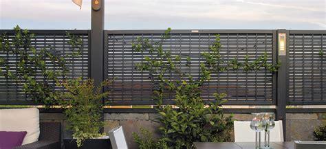 celosias de pvc para jardin celos 237 as de exterior para terrazas y jardines en www