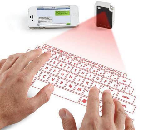 Projector Keyboard keychain laser projection keyboard wordlesstech
