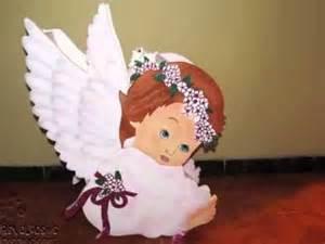 imagenes d angeles en fomix primera comunion figuras angeles en icopor primera comunion youtube
