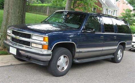 2000 Chevrolet Suburban Pictures Cargurus