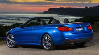 Bmw 4 Convertible Bmw 4 Series Convertible Review Caradvice