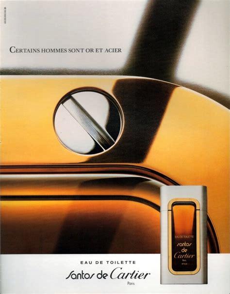 Parfum Santos De Cartier cartier santos eau de toilette duftbeschreibung