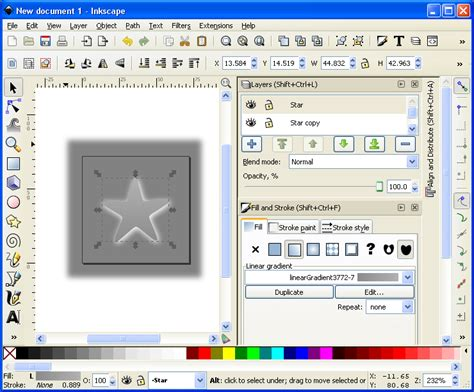 inkscape tutorial android icon dominoc how to make an android menu icon using inkscape