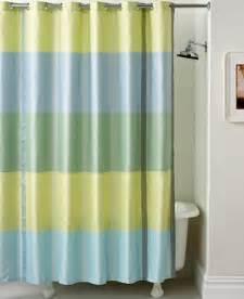 martha stewart shower curtains martha stewart collection encore stripe shower curtain
