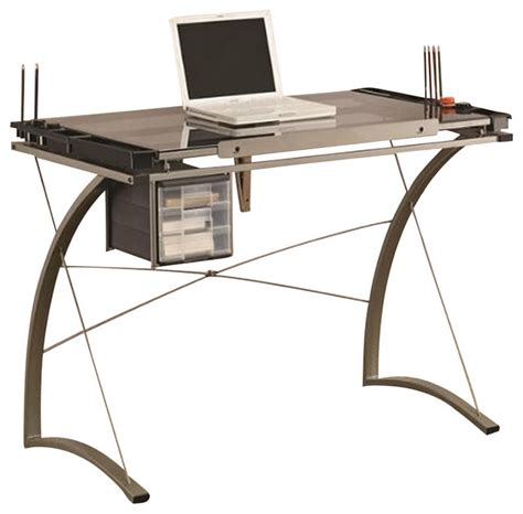Drafting Table Desk Coaster Drafting Table Desk Modern Desks And Hutches Other Metro By Cymax