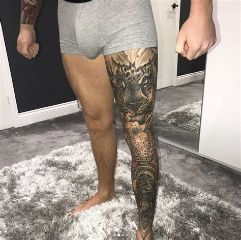 new tattoo under shirt attitude co uk bromans star brandon myers shows off new
