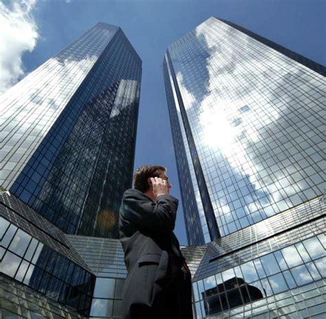 deutsche bank immo architektur die konzerne 246 ffnen ihre gewaltigen zentralen