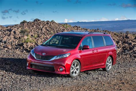 toyota sienna toyota creates the ultimate off road sienna minivan monster