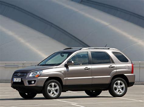 Kia Sportage 2009 Specs Kia Sportage Specs 2008 2009 2010 Autoevolution