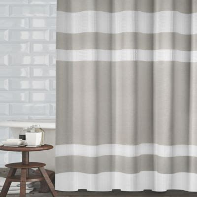 brown and grey shower curtain buy brown and grey shower curtain from bed bath beyond