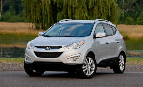 Hyundai Tucson 2014 car and driver