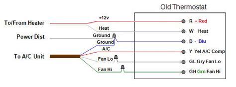 digital thermostat wiring diagram efcaviation