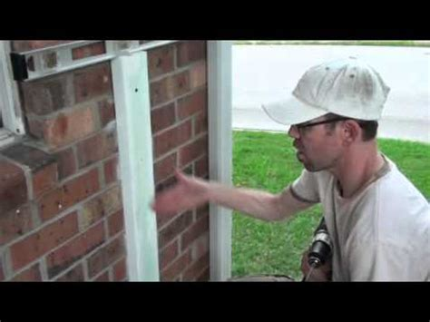 how to attach banister to wall railing project attaching 2x4 onto brick wall video 20