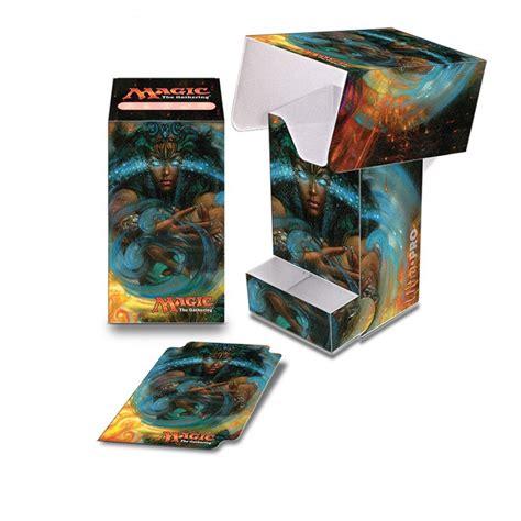 porta deck porta mazzo deck box with dice tray eternal masters 2016