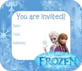 frozen birthday invitation printable 25 best ideas about free frozen invitations on