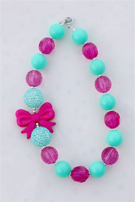 gumball bead necklace 1000 images about chunky gumball necklaces on