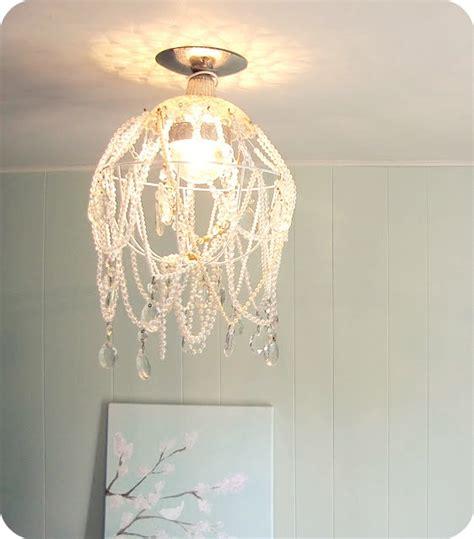 diy pendant chandelier my house of giggles diy chandelier