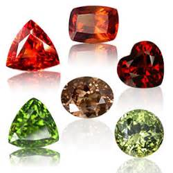 the color garnet garnet facts gemstones semi precious gems jewelry