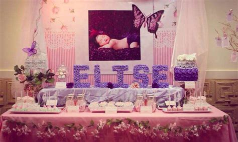 sweet butterfly party baptism party ideas photo    catch  party