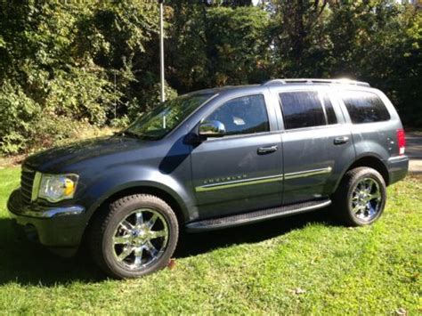 auto air conditioning service 2008 chrysler aspen transmission control find used 2008 chrysler aspen limited sport utility 4 door 5 7l in buchanan michigan united