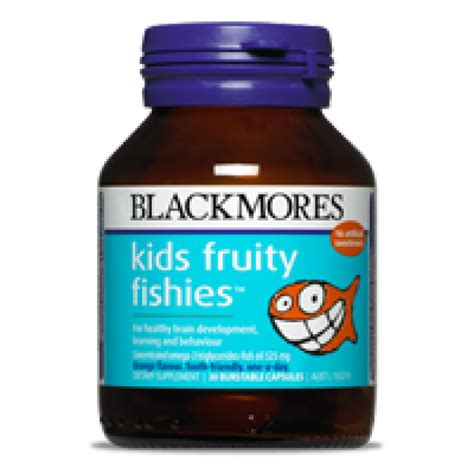 Blackmores Brain Active 30 Caps blackmores fruity fishies 30 cap