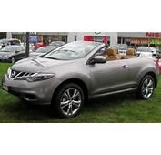 2011 Nissan Murano CrossCabriolet  10 28 2011jpg Wikimedia