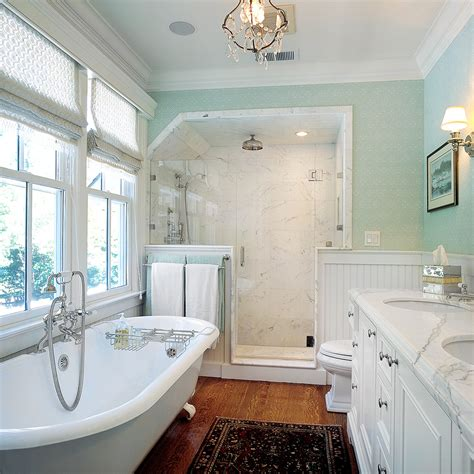 blue tub bathroom ideas 26 amazing pictures of traditional bathroom tile design ideas