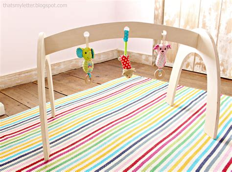 diy free ana white wood baby gym diy projects