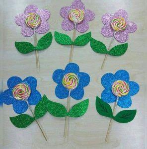 lollipop craft lollipop craft idea for crafts and worksheets for