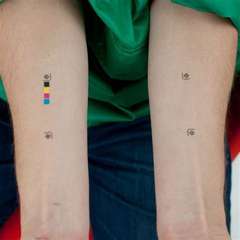 cmyk tattoo tattly cmyk swatches fully equipped