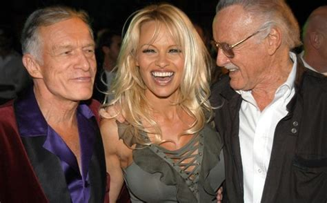 Hefner Thrilled About Pam Andersons Divorce by Has Paid Tribute To Hugh Hefner