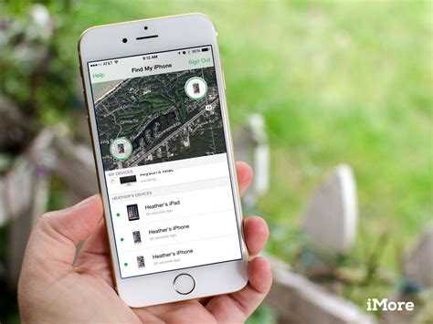 how to use family with find my iphone imore