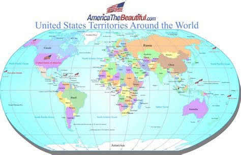 50 U S States And Territories us territories