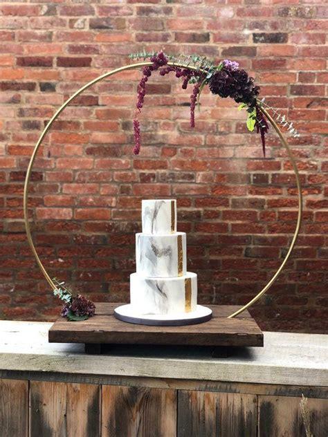 cake hoop stand  note hoop  base sold